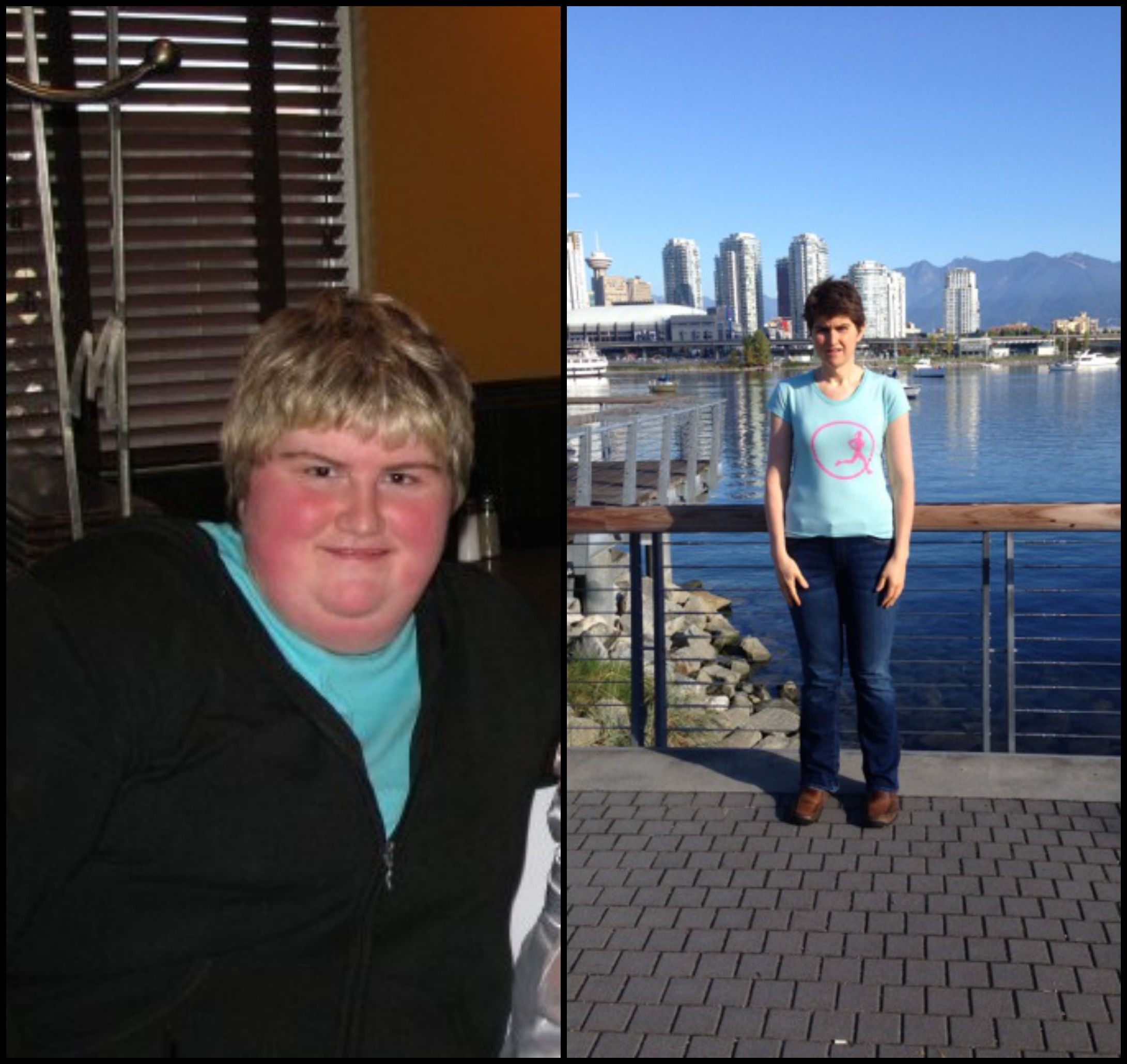 Before and After Weight Loss: How She Lost 250 Pounds