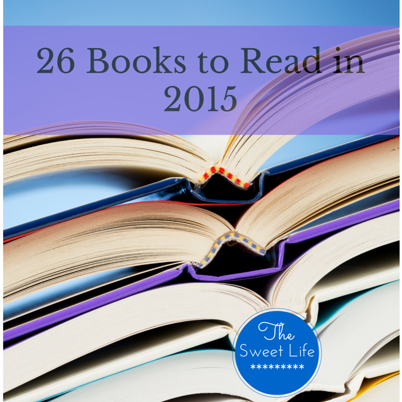 26 Books to Read in 2015