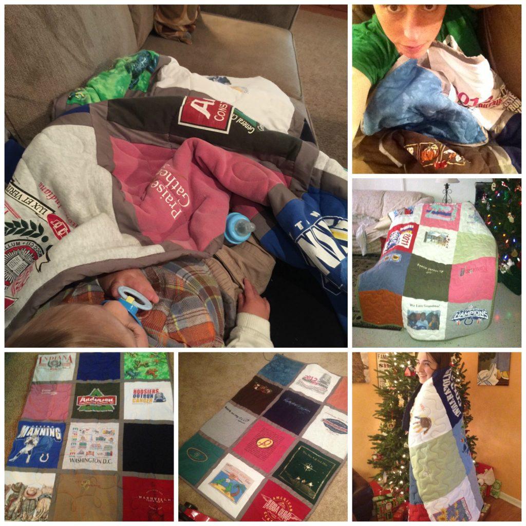 Grandma blankets