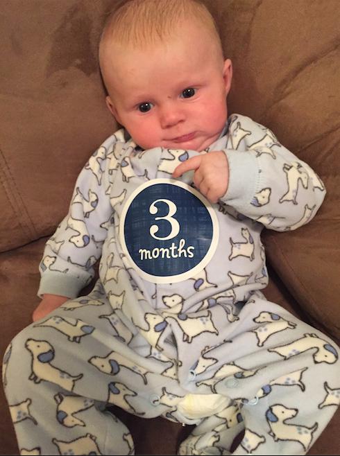 Jacob 3 Months