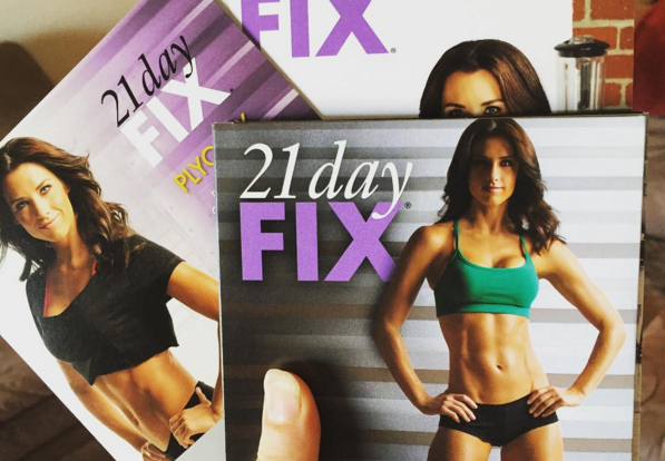 21 Day Fix: A Diet Story