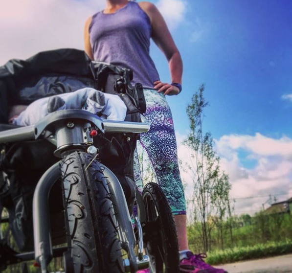 Stroller Running: The Good, the Bad & The Ugly