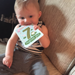 7 Months Old: Jacob Michael