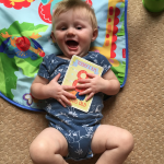 8 Months Old: Jacob Michael