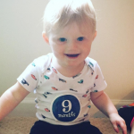 9 Months Old: Jacob Michael