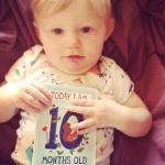 10 Months Old: Jacob Michael