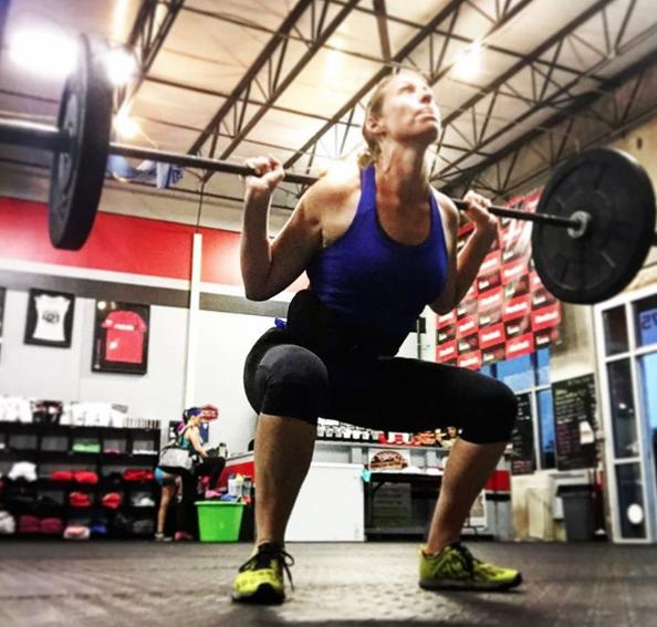 crossfit-squat