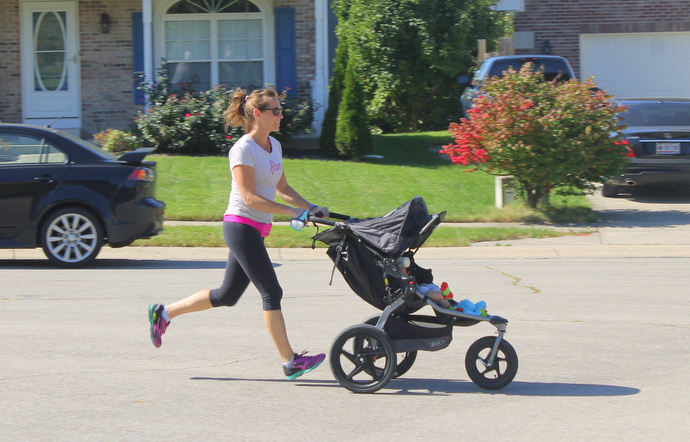 Post-Partum Running: Expectations and Reality