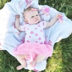 Abigail Grace: 3 Months Old